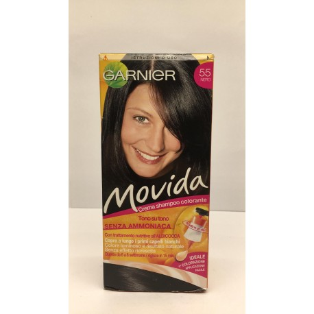 MOVIDA CREMA SHAMPOO COLORANTE